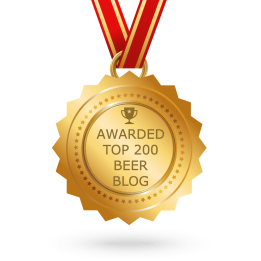 Awarded Top 200 Beer Blog 2016